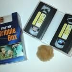 Tribble Box uitgepakt