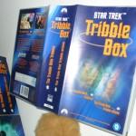 Tribble Box VHS Doos