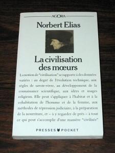 Norbert Elias – La civilisation des moeurs